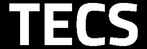 Tecs (escrito em caixa alta, na cor branca)